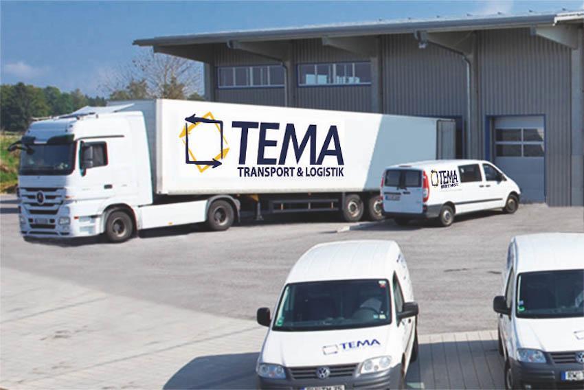 Unser Fuhrpark - Tema Transport