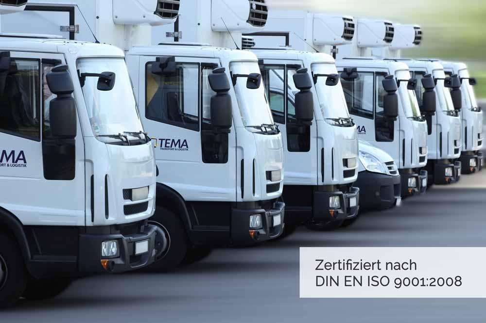 Transport und Logistik - Tema Transport