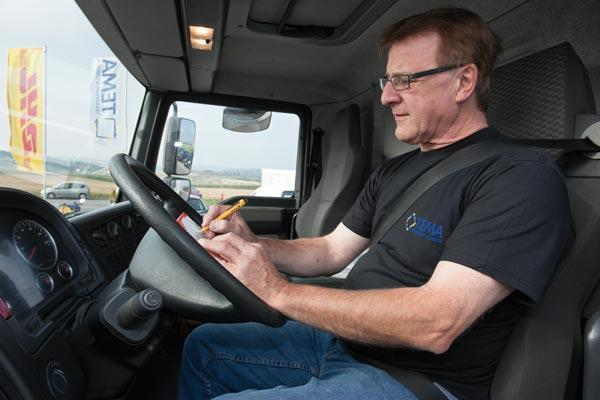 Kurierdienst & Fahrer Transport