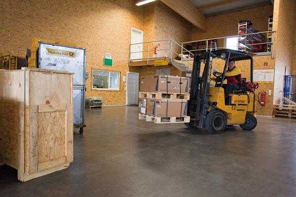 Transportlager & Logistik
