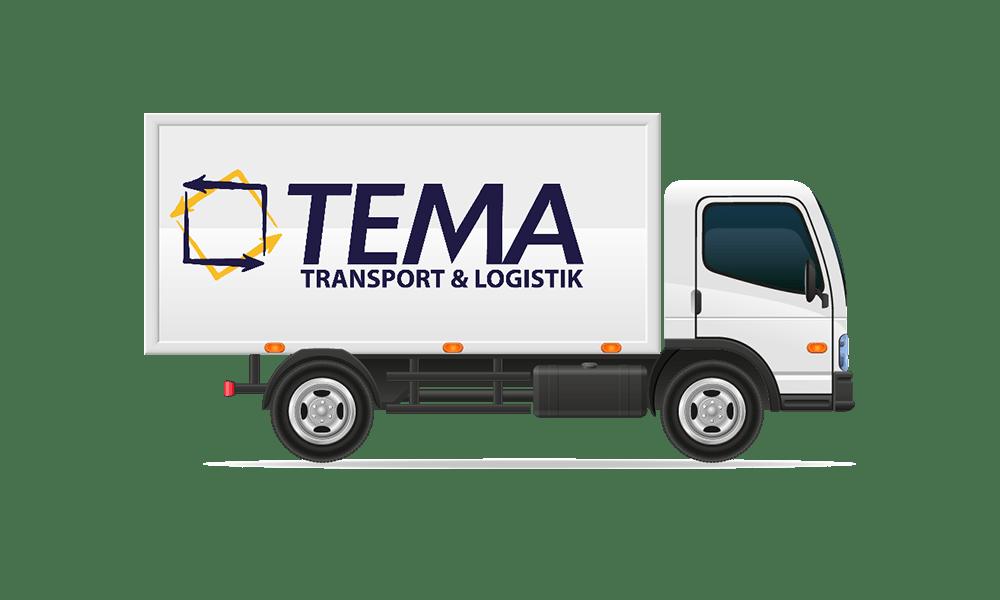 12 Tonnen LKW mieten