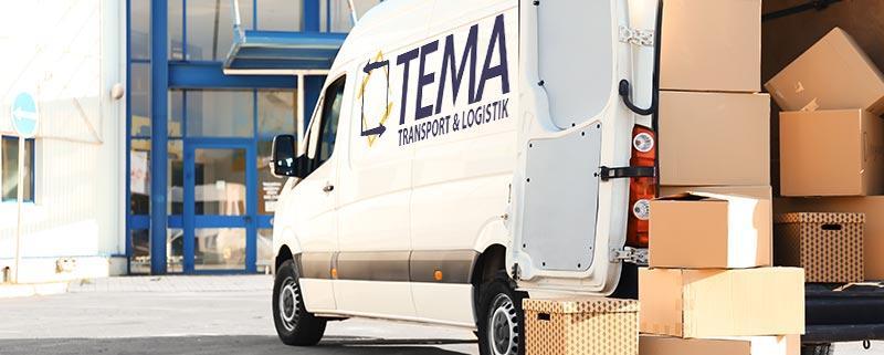 Tema Transport Tagestouren Transporter