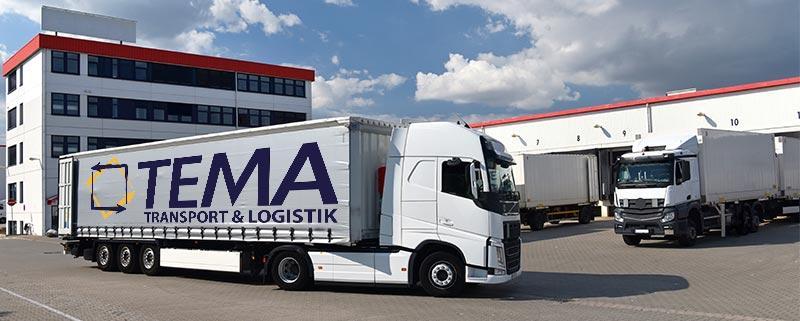 Tema Transport LKW Werksverkehr