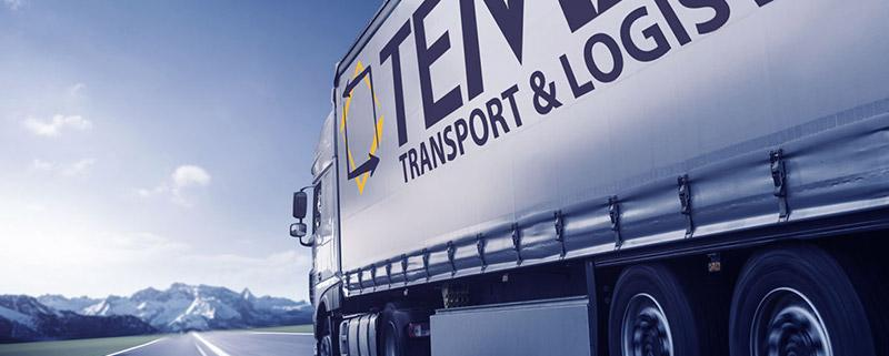 LKW Transport Tema
