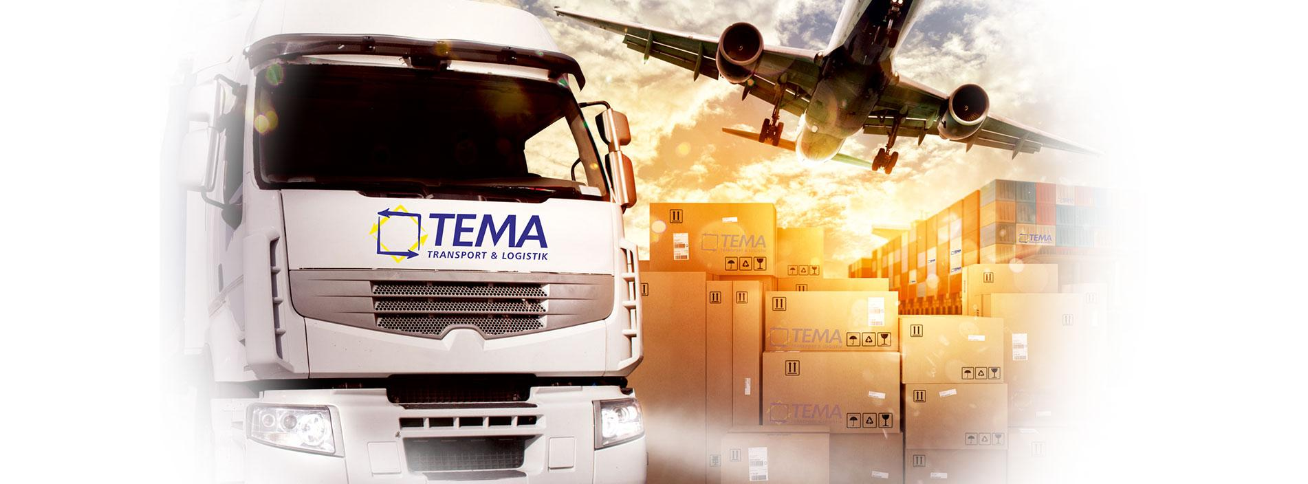 Tema Transport und Logistik